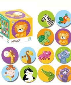 Mini Memo Games & Dominoes
